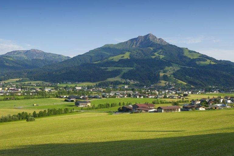 St. Johann in Tirol: Herbst in den Kitzbüheler Alpen