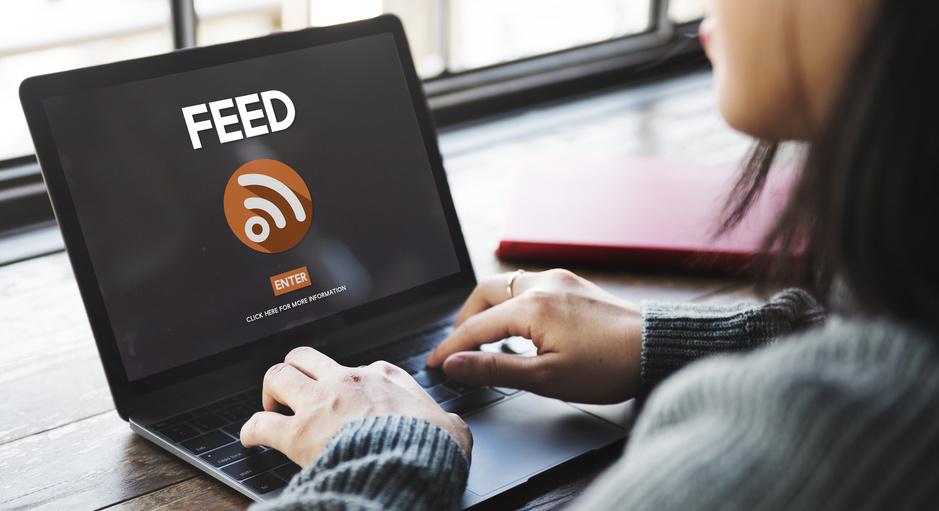 Nutze trusted blogs statt Feedreader