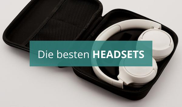 Reviews: Das sind die besten Headsets