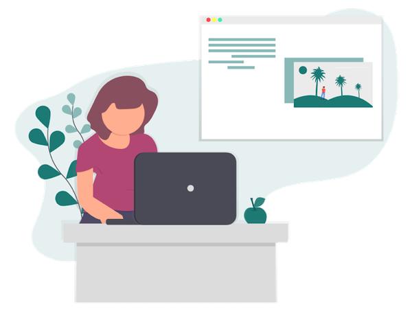 Blog registrieren und Aufträge erhalten