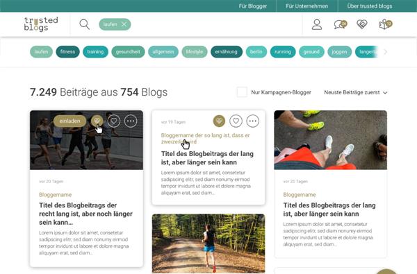 Die Blog-Suchmaschine