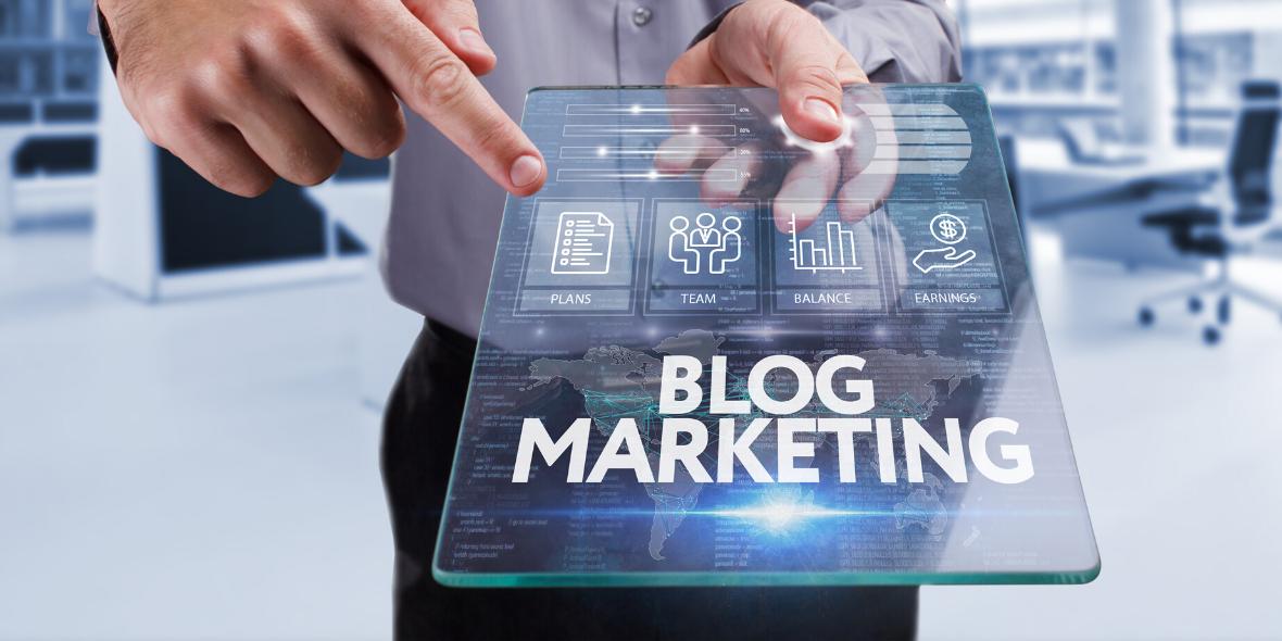 Alles über Blog-Marketing: Definition, Vorteile, Ziele, Preise, Beispiele