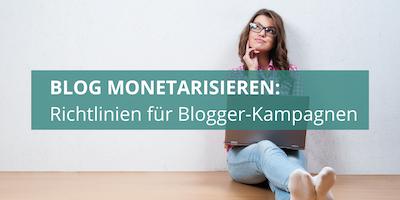 Blog monetarisieren: Bist Du bereit, mit Deinem Blog Geld zu verdienen?