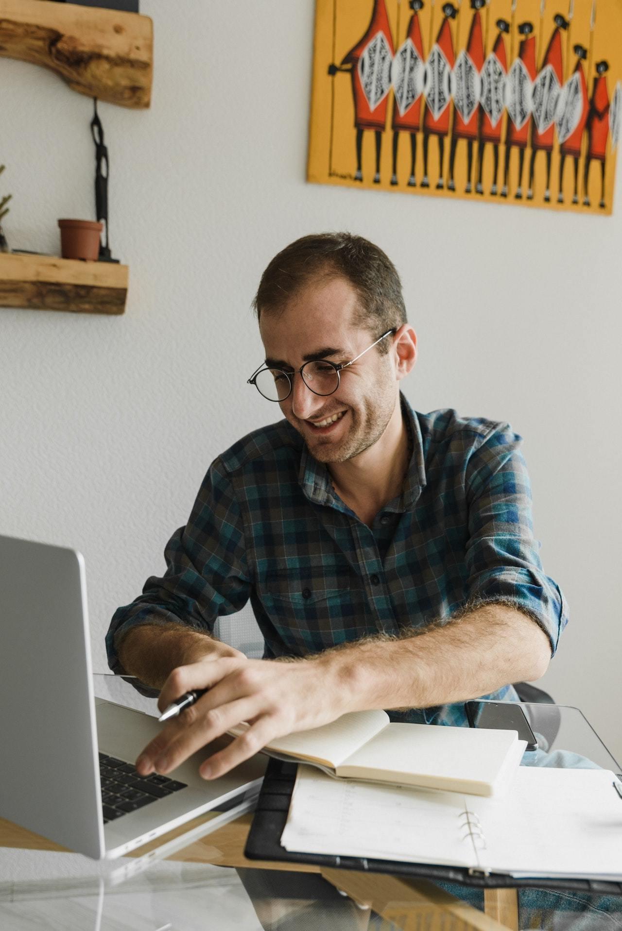 Blogger Influencer