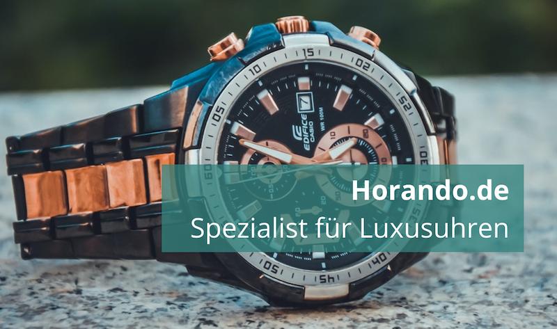 Rezensionen zu Horando, Spezialist für Luxusuhren