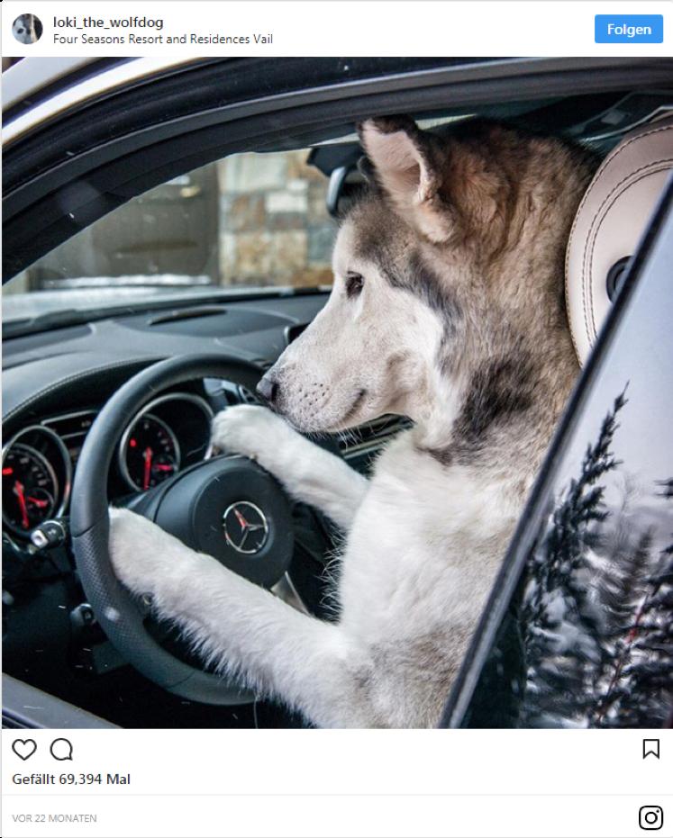 Influencer Marketing Kampagne Mercedes Benz