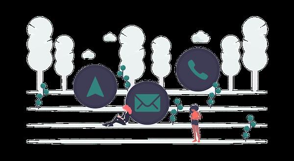 Einfache Kommunikation