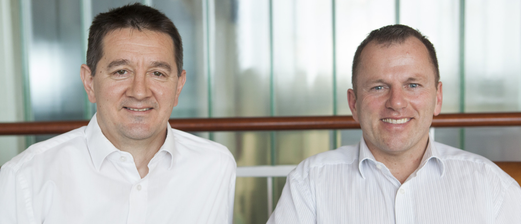 trusted blogs Gründer: Rüdiger Schmidt und Eddy Andrae